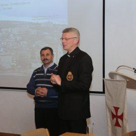 Informationsveranstaltung über das MEEI Bildungszentrum