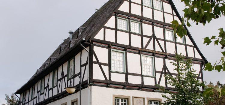 Erstes Generalkapitel in Fröndenberg
