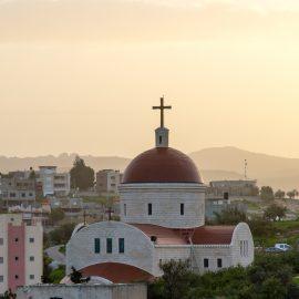 Pilgerreise des OPCCTH ins Heilige Land